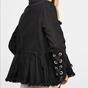 Free People Willow Jacket